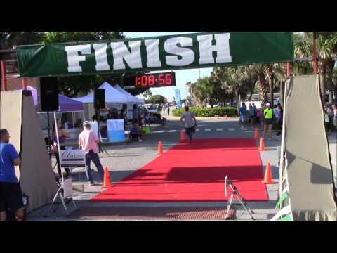 Indialantic Boardwalk Triathlon - June 26, 2016 - Indialantic , FL