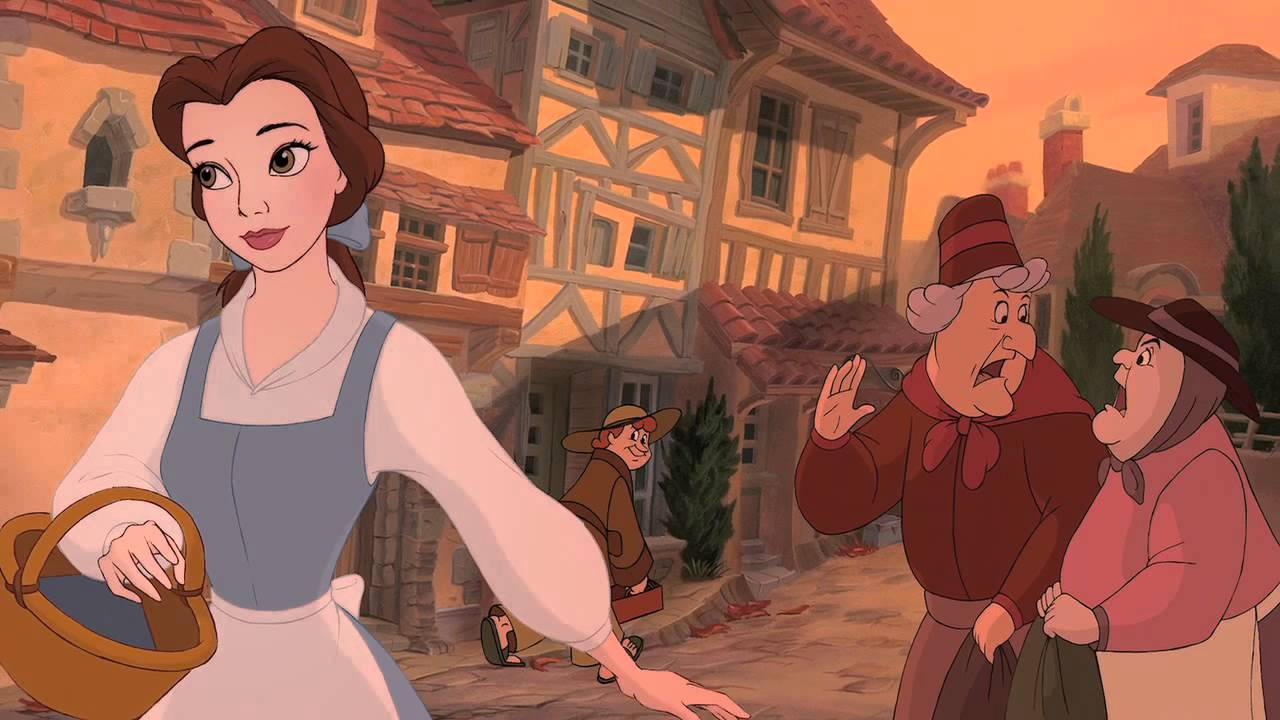 Beauty and the Beast 3D: Belle - YouTube