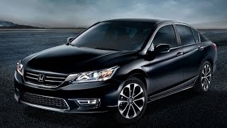 Тест драйв Honda Accord 8