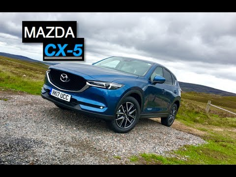 2018 Mazda Cx 5 Review Inside Lane Youtube
