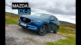 2018 Mazda CX-5 Review - Inside Lane