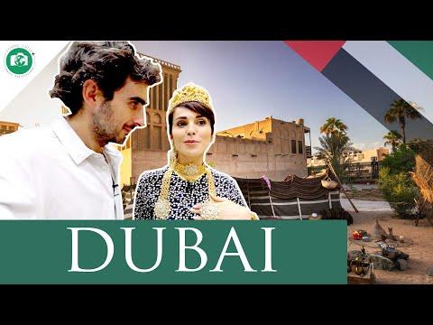 L' ALTRO VOLTO DI DUBAI (Backstage 'Dubai with Love' feat. Sati)