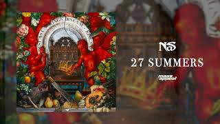 """Nas """"27 Summers"""" (Official Audio)"""