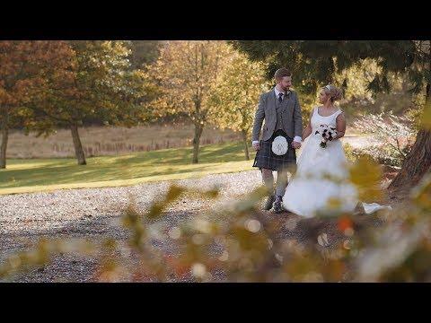 Vicki & Ryan | Wedding Film | Thainstone House Hotel | Aberdeenshire | Scotland