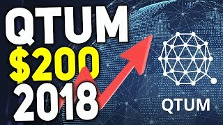 SLEEPING GIANT! - 100X in 2018 - Qtum Altcoin Cryptocurrency