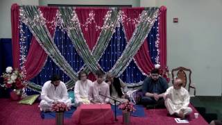 Jashan-e-Wiladat Imam Ali (AS) At Idara-e-Jaferia MD USA 1438 4-15-2017