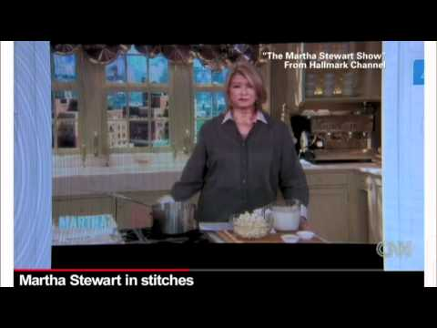 Martha Stewart in Stitches: CNN | Martha Stewart
