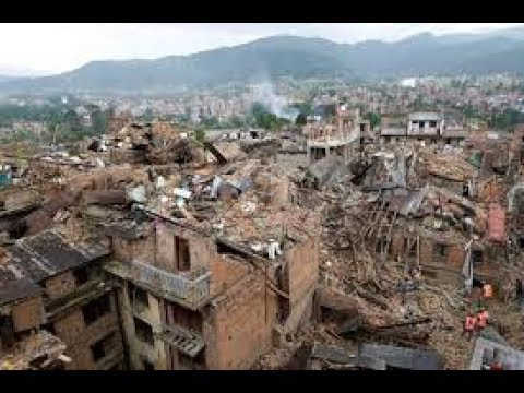 EARTH QUAKE IN NEPAL - LIVE CCTV FOOTAGE - TRENDING