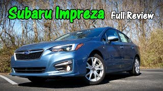 2018 Subaru Impreza: FULL REVIEW | 50th Anniversary Special Edition