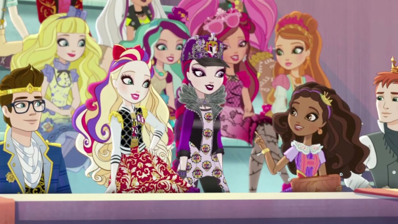 It's just an image of Critical Ever After High Pictures