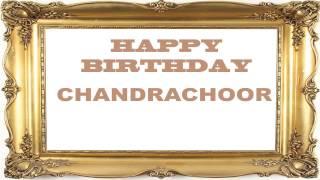 Chandrachoor   Birthday Postcards & Postales - Happy Birthday