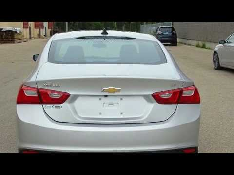 2016 Chevrolet Malibu LS *Back up Camera