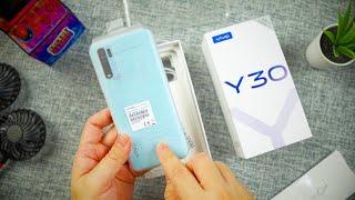 VIVO Y30 Ram 4GB 128GB Garansi resmi VIVO INDONESIA