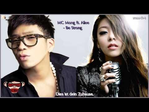MC Mong ft. Ailee - Be Strong (마음 단단히 먹어) k-pop [german Sub]