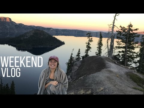 A WEEKEND IN OREGON | YWAM WEEK 5
