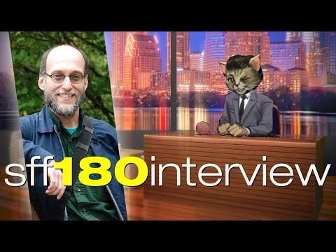 SFF180 Interview | David D. Levine