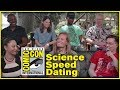 Science Speed Dating - Learn About Scientific Fields in Under 5 Minutes