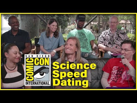 Phoenix comic con sci fi speed dating