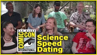 Science Speed Dating - Learn About Scientific Fields in Under 5 Minutes thumbnail