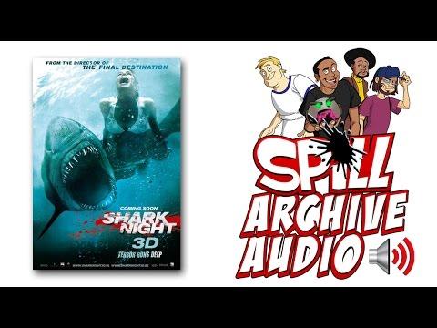 'Shark Night 3d' Spill Audio Review