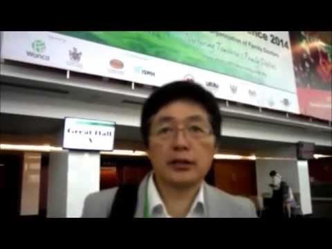 WONCA Kuching 2014 Interviews with delegates & organisers