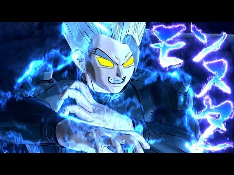 I Made My First Human Monster CAC (Garou) In Dragon Ball Xenoverse 2