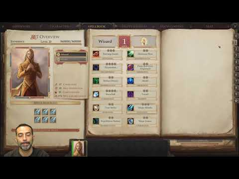 Pathfinder:Kingmaker - Mystic Theurge Class Overview