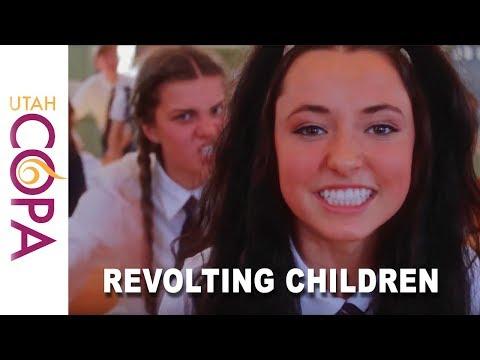 Revolting Children - Utah COPA Cover