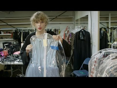Taylor Swift Shows Fans Costumes for 'Look What You Made Me Do'
