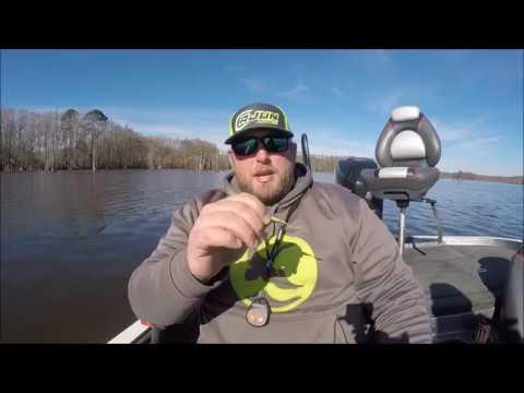 Slabbin On Caddo Lake Youtube