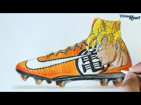 ec5fbc66243c Nike Mercurial Manga Pack - Dragon Ball Cleats