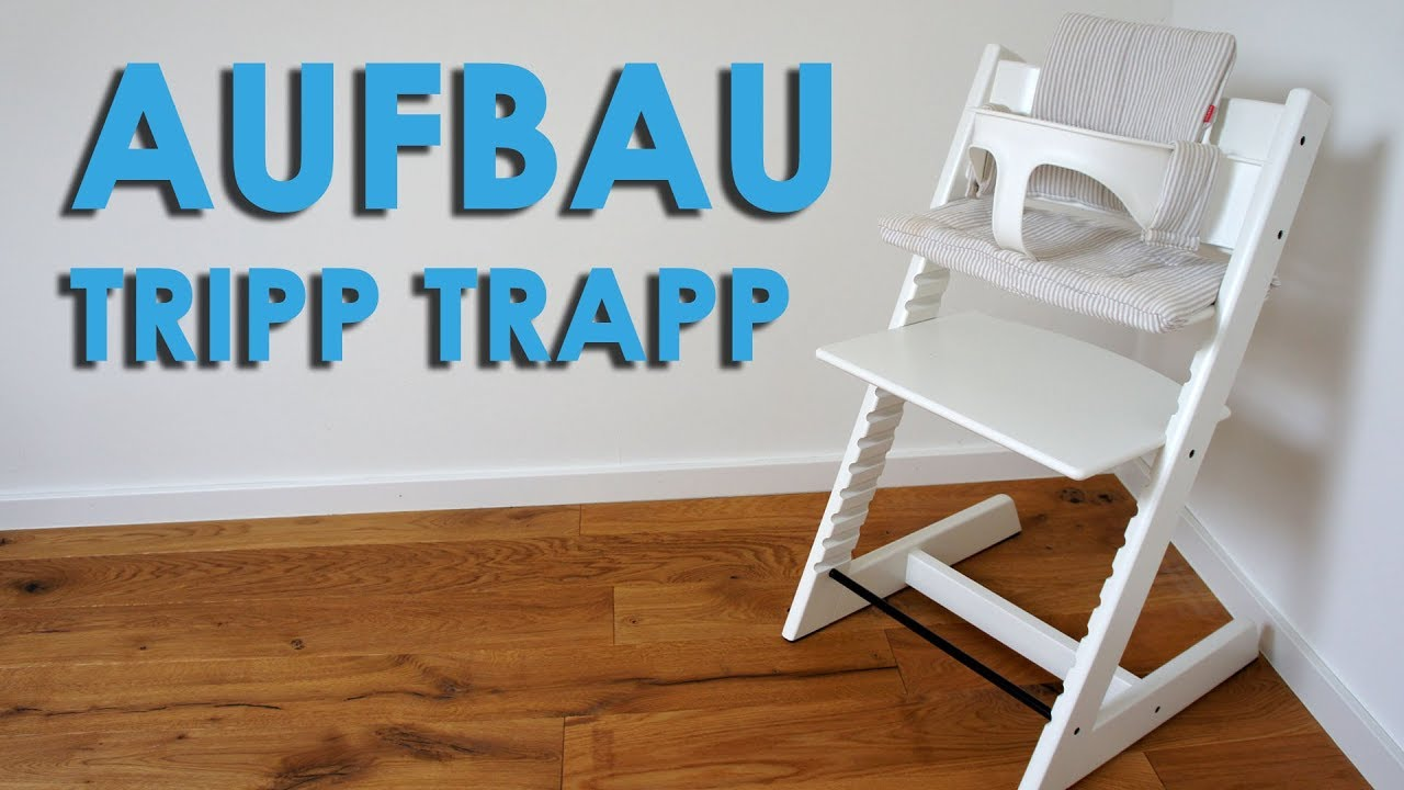 Trip Trap Kinderstuhl Assembling The Stokke Tripp Trapp