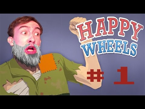 Let 39 s play happy wheels episode 1 don 39 t lose your - Let s play happy wheels ...