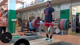 Dmitry Klokov - my first weightlifting gym 2 / мой первый зал штанги