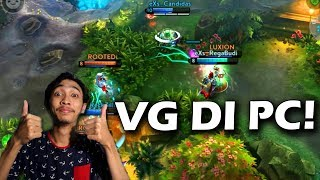 Main Vainglory di PC !