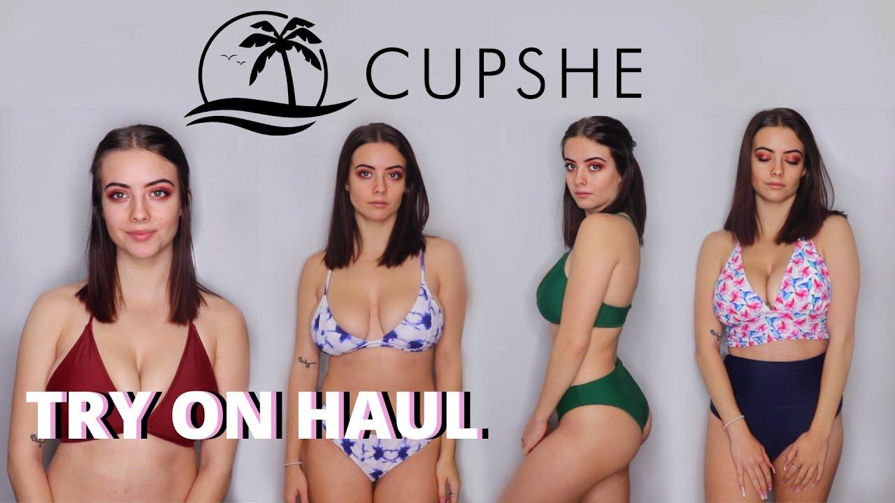 Cupshe Black Friday Bikini Try on Haul!