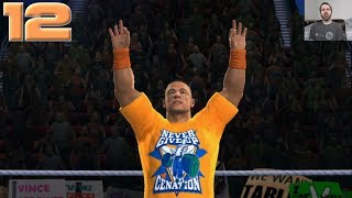 WWE SmackDown vs. Raw 2011: Road to WrestleMania #12