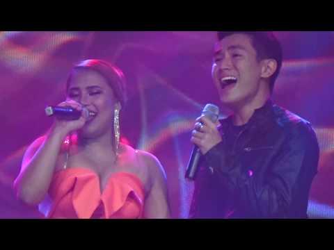 Kilig Duet ni Baninay Bautista & Benedict Cua Perfect The BFF Concert 2019