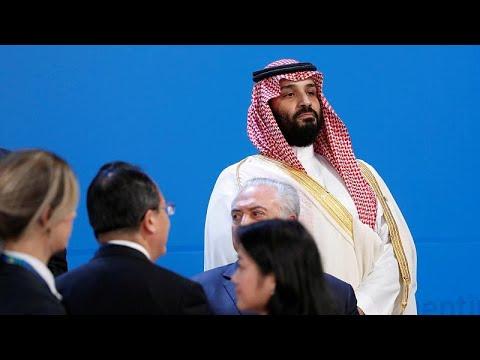 Incómoda foto de familia en la Cumbre del G20 que hoy concluye en Argentina