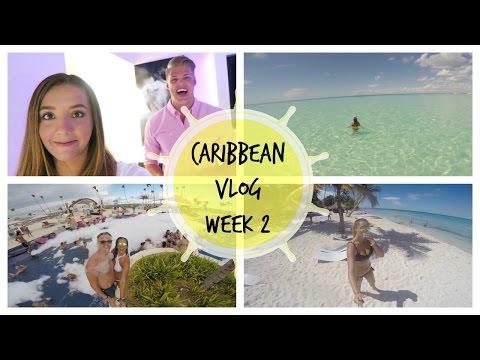 Caribbean Vlog Week 2! | ThoseRosieDays
