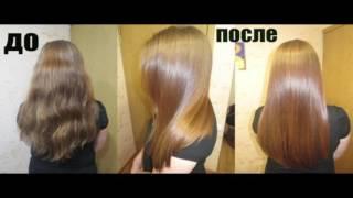 видео Восстановление волос в салоне: обзор основных процедур
