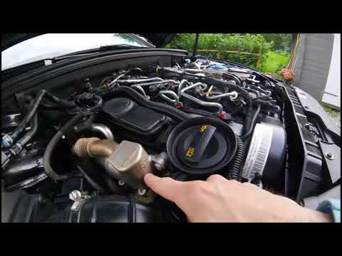 Under the hood explained Audi A4 B8 - YouTubeYouTube