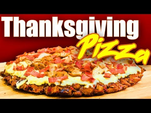 Thanksgiving Pizza - Handle It - YouTube 2017-11-24 02:00