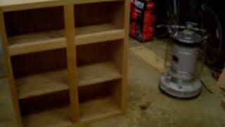 Homemade Kitchen Wall Cabinet