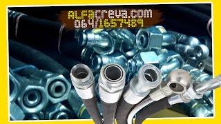 Hidraulična Creva za Hidrauliku | AlfaCreva.com