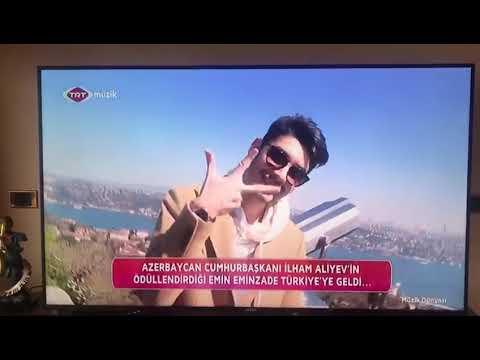Trt Müzik - Emin Eminzada (Müzik Dünyası) Basın