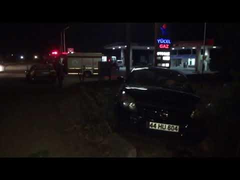 İki Otomobil Çarpıştı: 5 Kişi Yaralandı