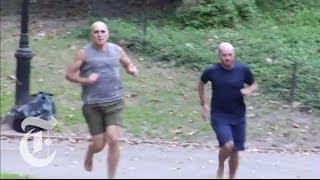 Barefoot Running | The New York Times