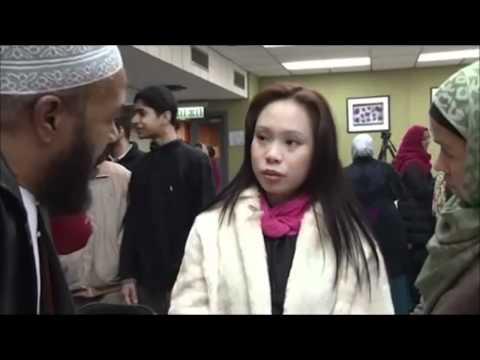 Convert to Islam in Hong Kong - January 2012