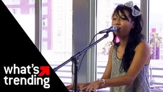 "Clara C ""You've Got It All"" Live EXCLUSIVE Performance 